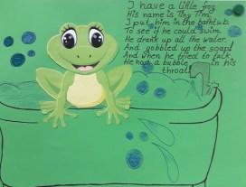 Sozialassistenten_Englischunterricht_Little frog