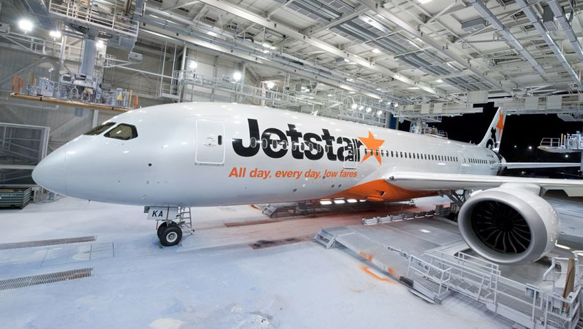 Jetstar to reveal new Boeing 787 routes next week