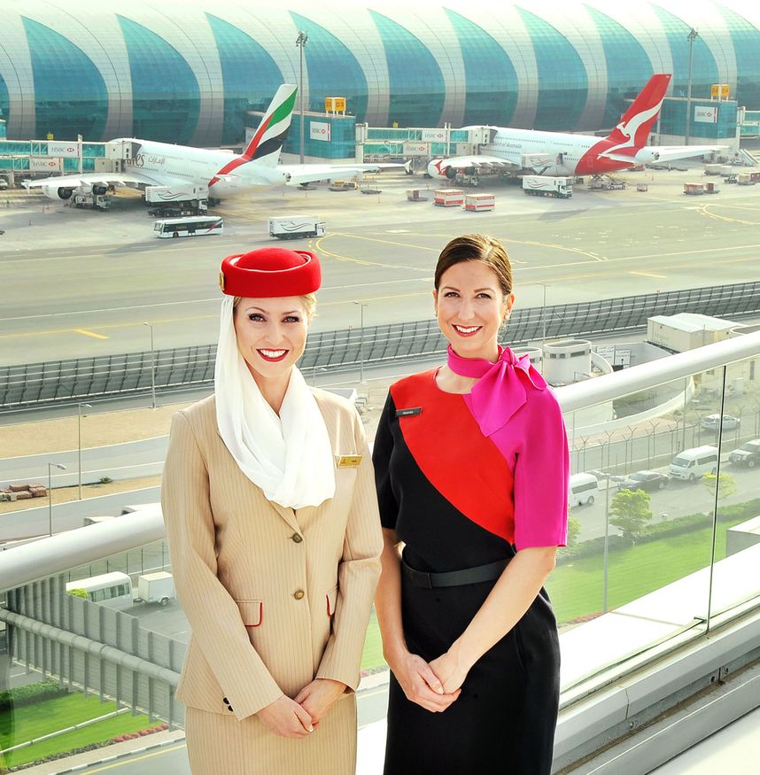 Emirates and Qantas want to remains BFFs