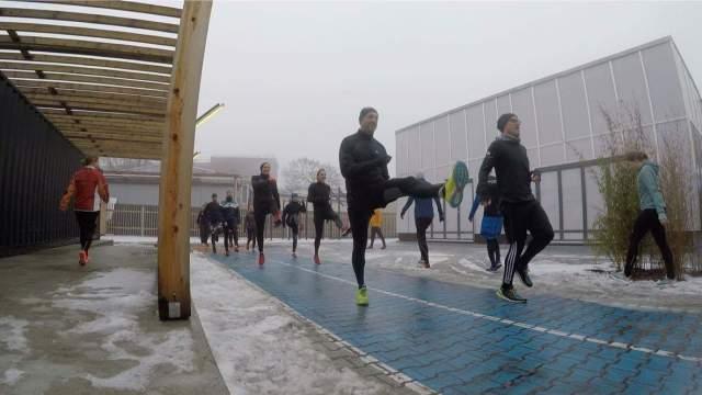 Marathonvorbereitung Schlüsseleinheit Lauf-ABC