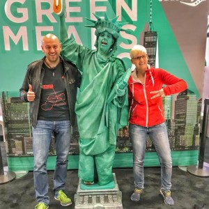 New-York-City-Marathon, Lultras, PreRace 2017, Marathon-Messe, Exhibition