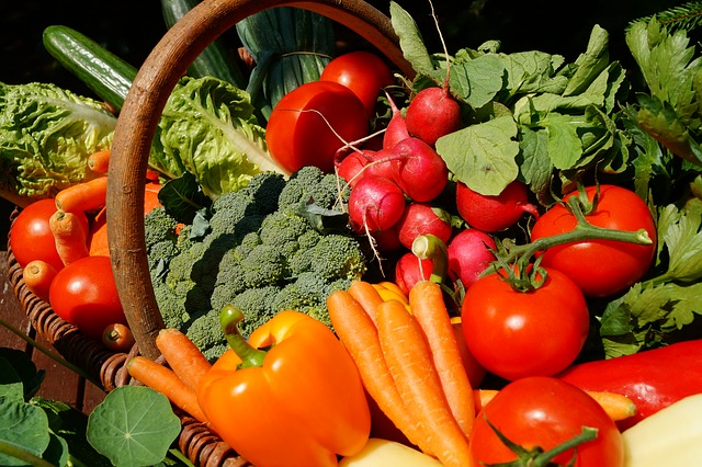 gesunde Ernährung, Ernährungsumstellung, Ernährungstrends, regionale Produkte, Gemüse