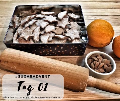 Zuckerfreie Ernährung - Plätzchen zuckerfrei