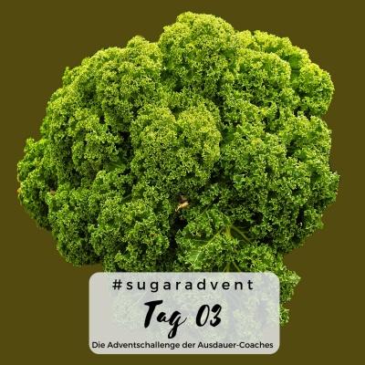 Zuckerfreie Ernährung - Grünkohl