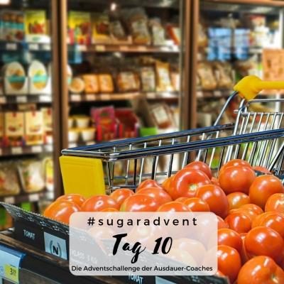 zuckerfrei ernähren - frische Tomaten kaufen