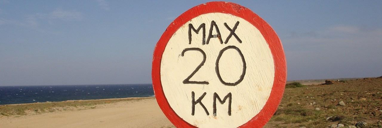 Kilometerziel Laufen