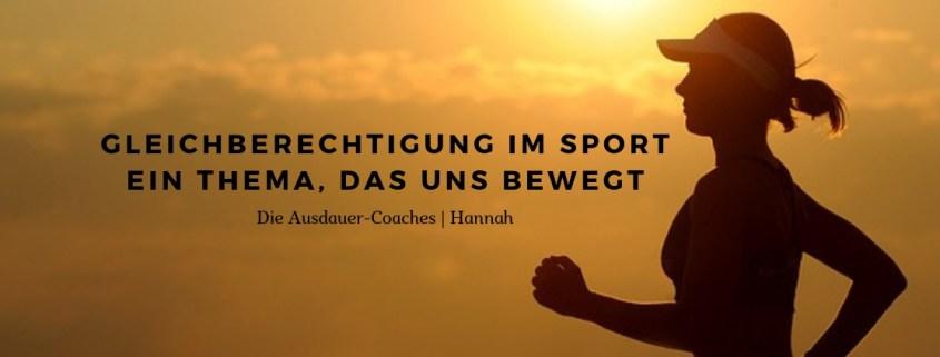 Frauen im Sport, #frauenimsport