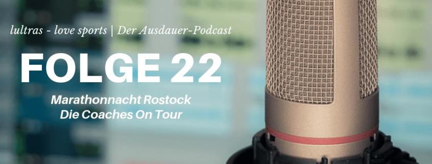 Folge 22 // LULTRAS love sports // Der Ausdauerpodcast mit Hannah und Carsten