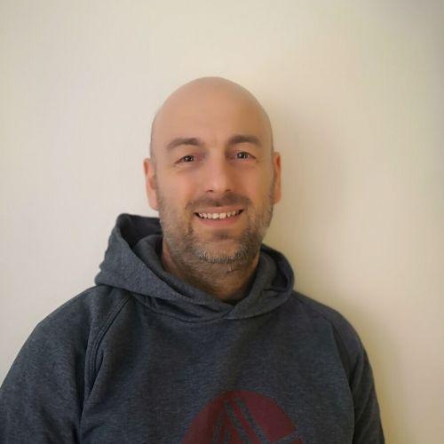 Team Ausdauer-Coaches Coach Carsten