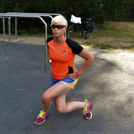 Coach Hannah Functional Training für Läuferinnen