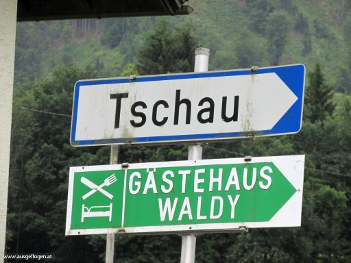 Tschau in Kärnten