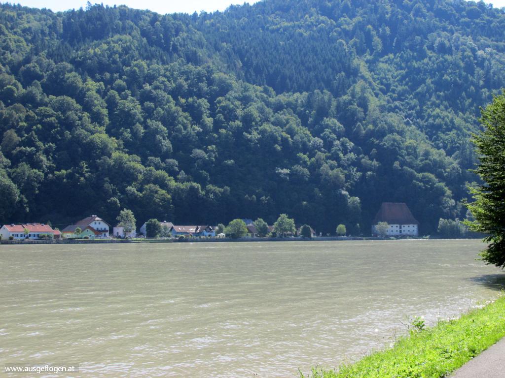 Donauradweg Etappe 2