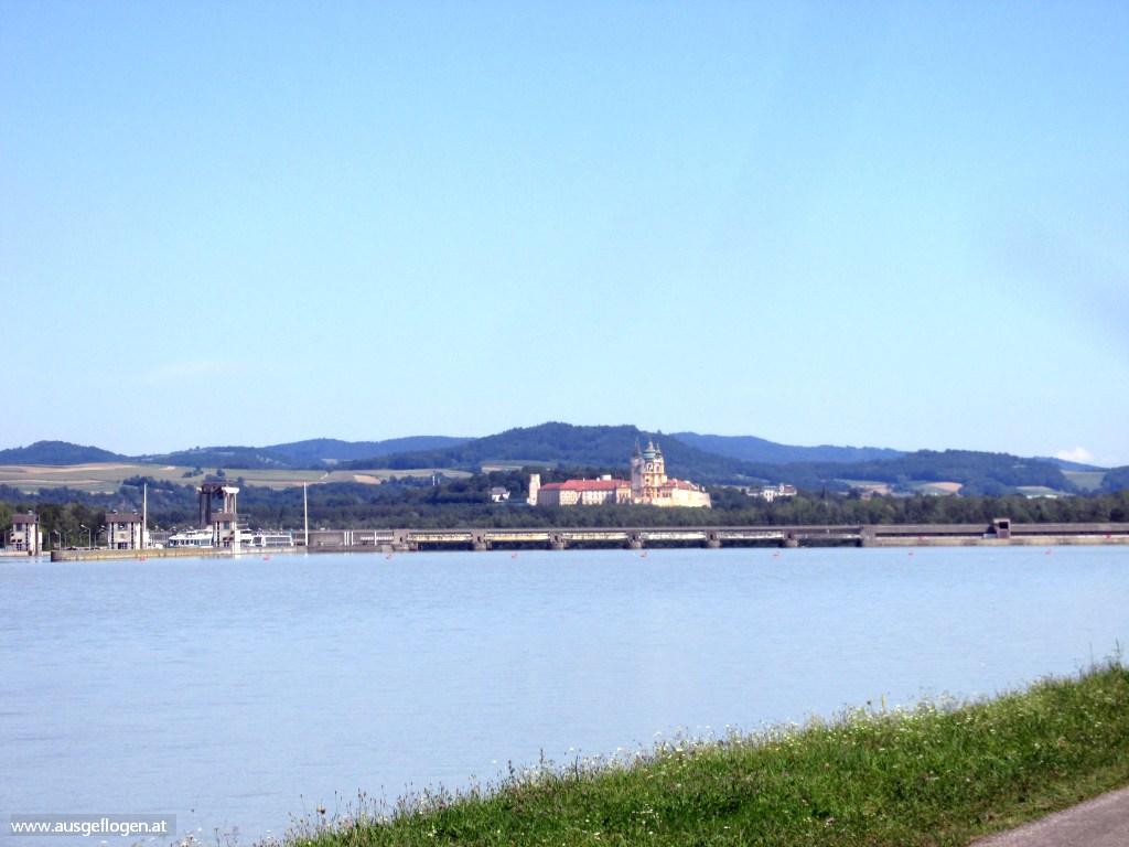 Stift Melk Donau