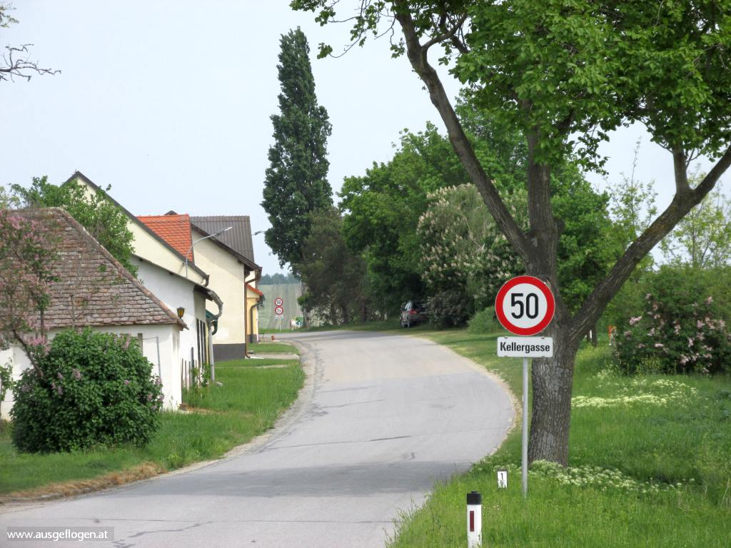 Pulkautal Radweg