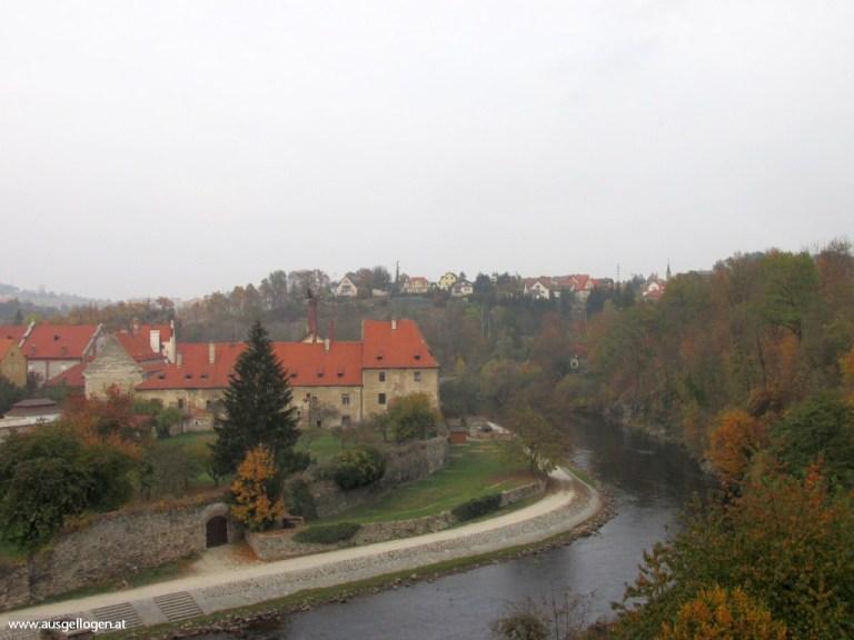 Krumau Moldau