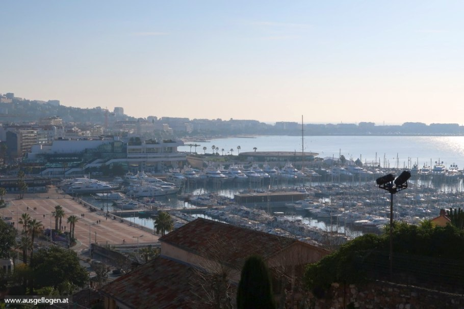Cannes Mont Chevalier