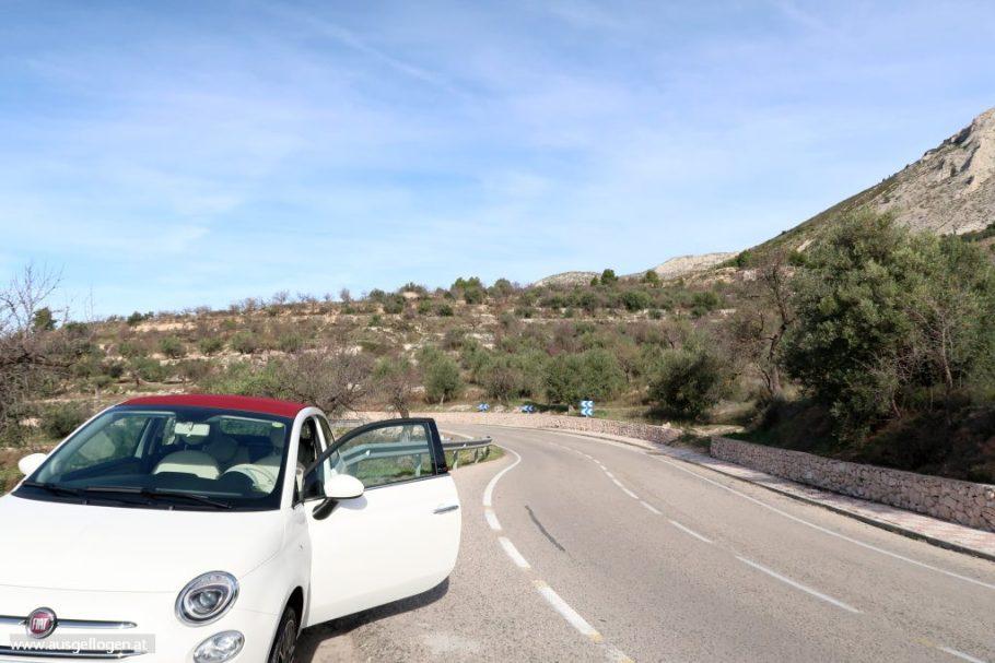 Spanien Roadtrip