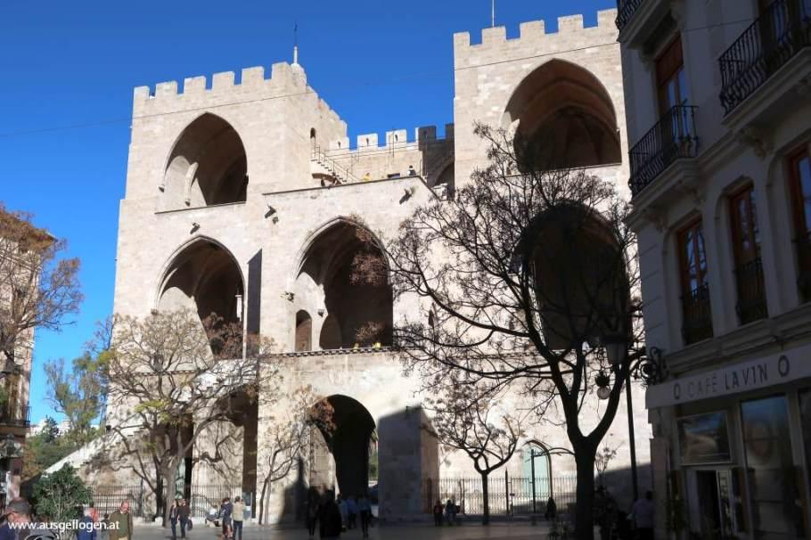 Städtetrip Valencia