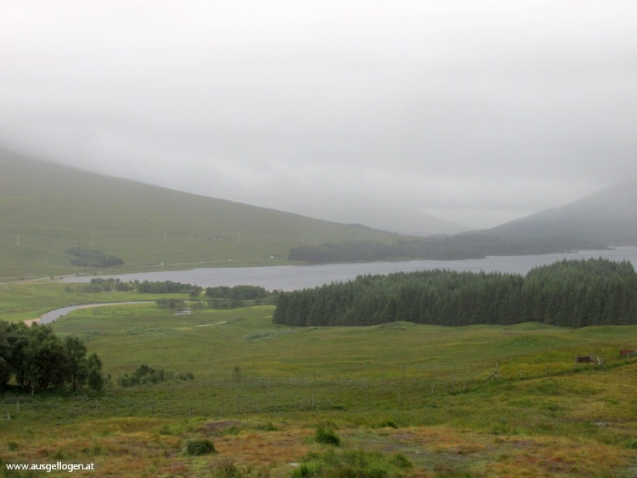 Schottland Roadtrip Highlands