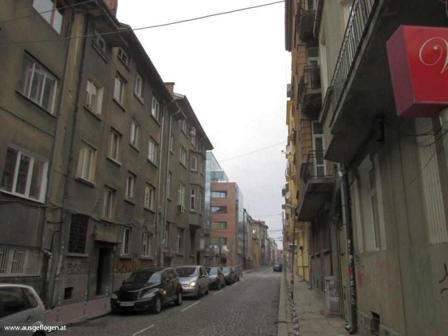 Sofia Städtetrip