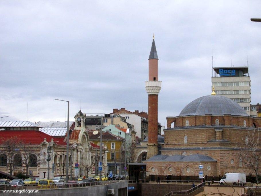 Banja-Baschi Moschee