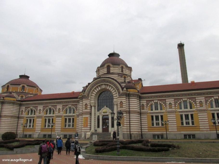 Thermalbad Sofia