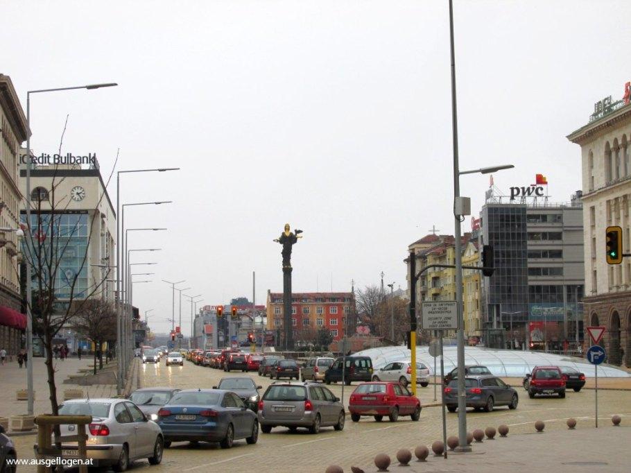 Sofia Sveta Nedelya-Platz