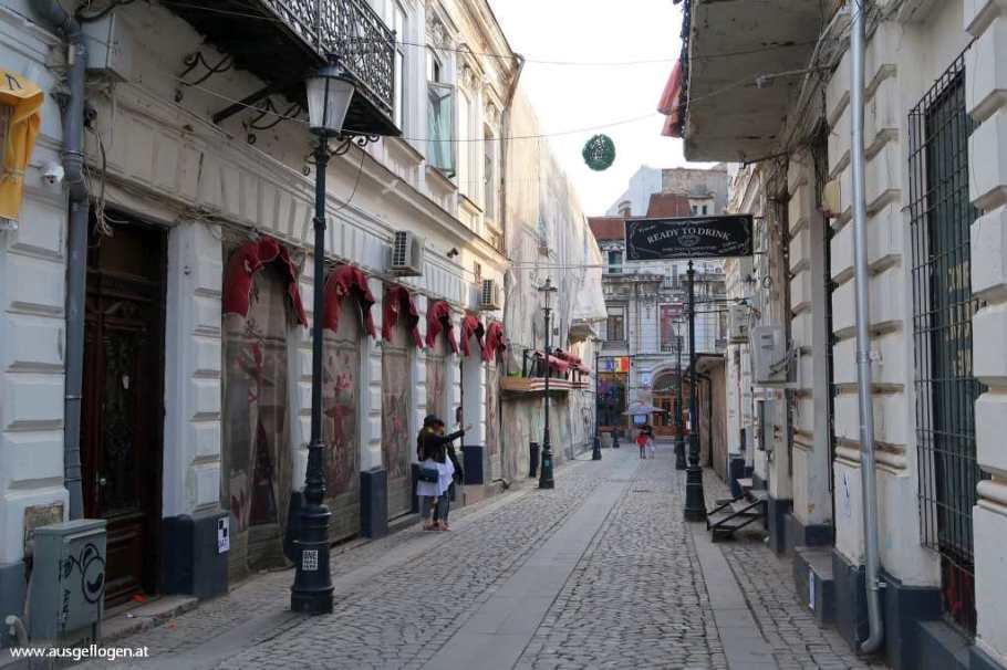 Leipziger Viertel Bukarest Sehenswürdigkeiten