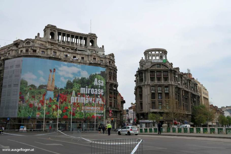 Adriatica-Triest-Komplex Bukarest Sehenswürdigkeiten