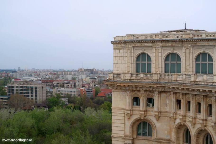 Bukarest Volkspalast