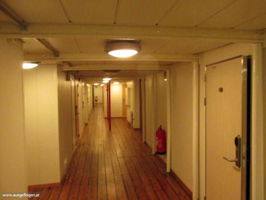 Stockholm Jugendherberge Schiff