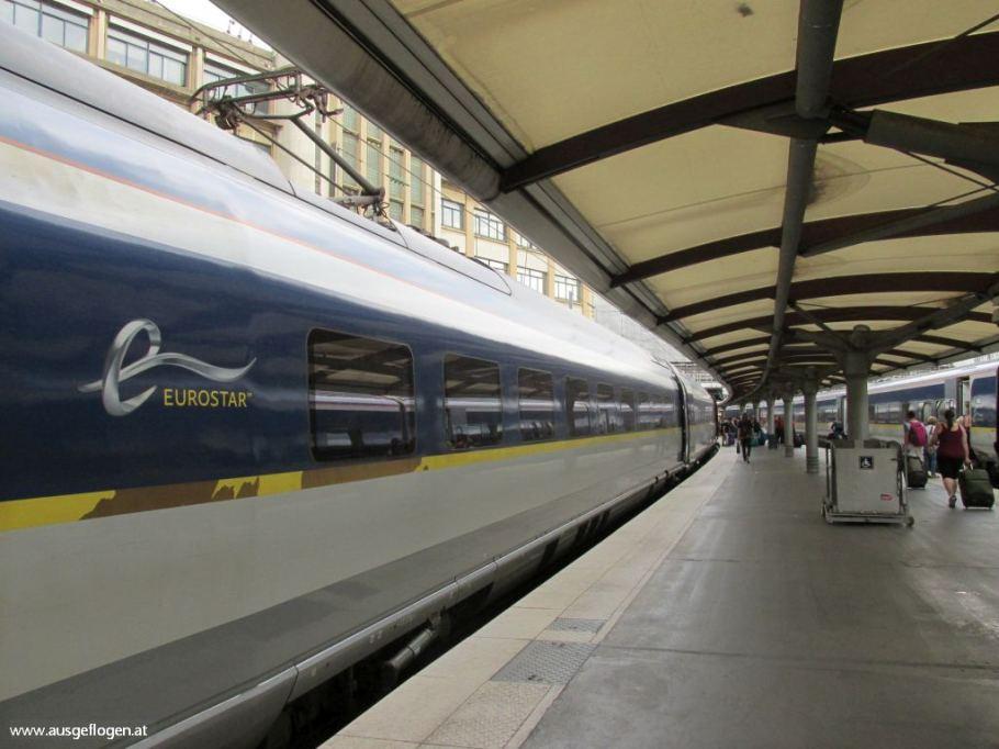 Interrail EuroStar