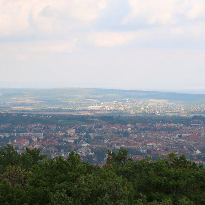 Sopron Löwerviertel