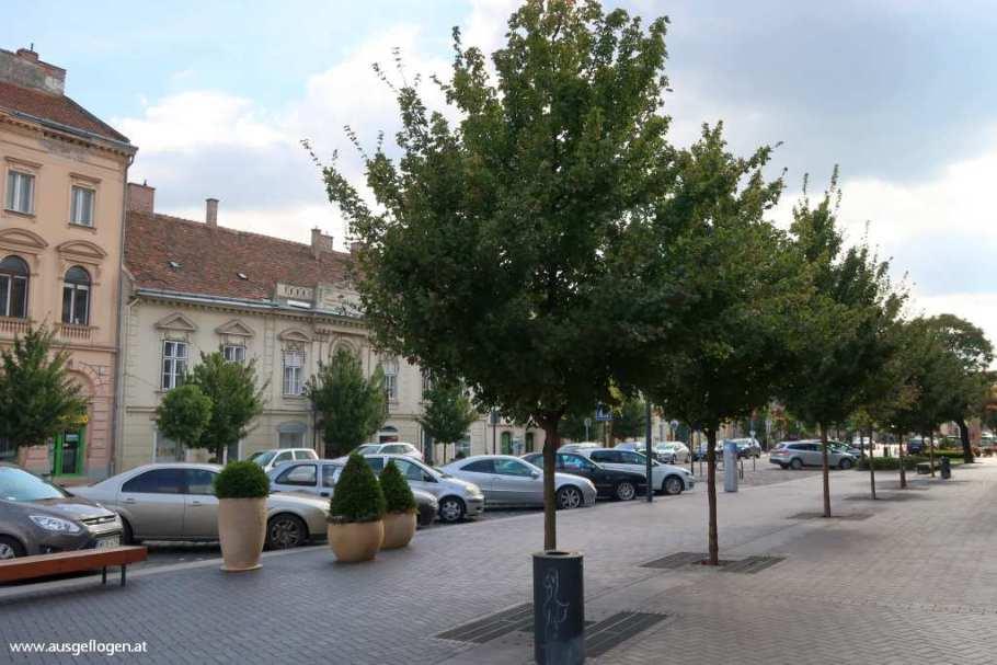 Grabenrunde Sopron
