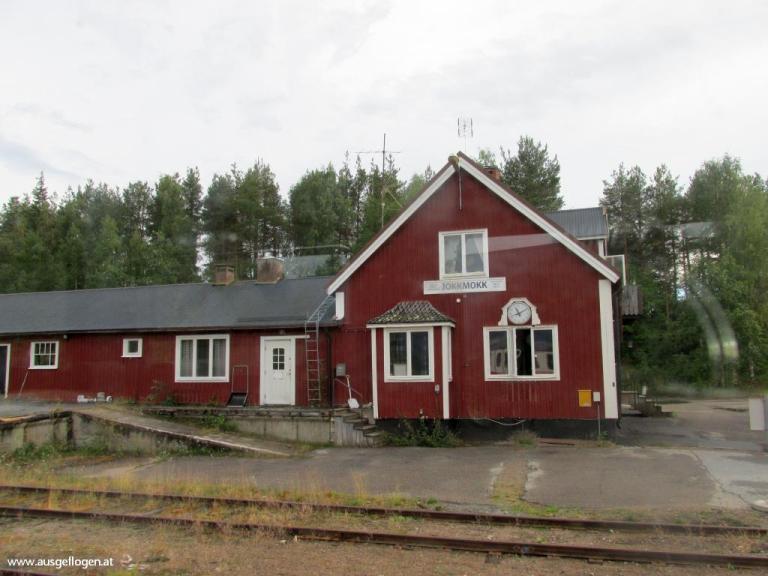 Jokkmokk Bahnhof