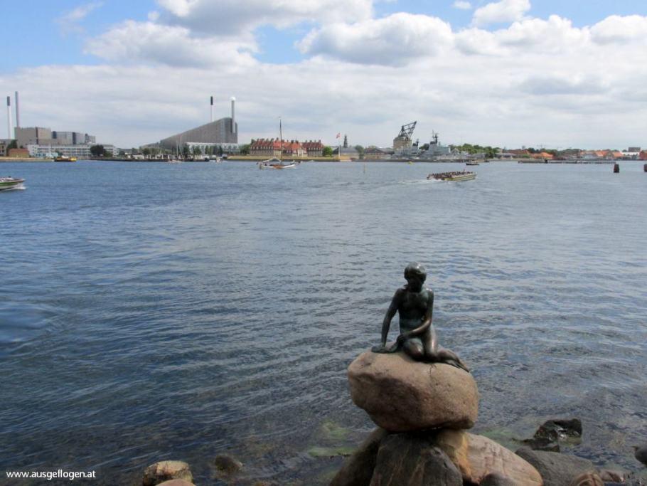 Kopenhagen Kleine Meerjungfrau