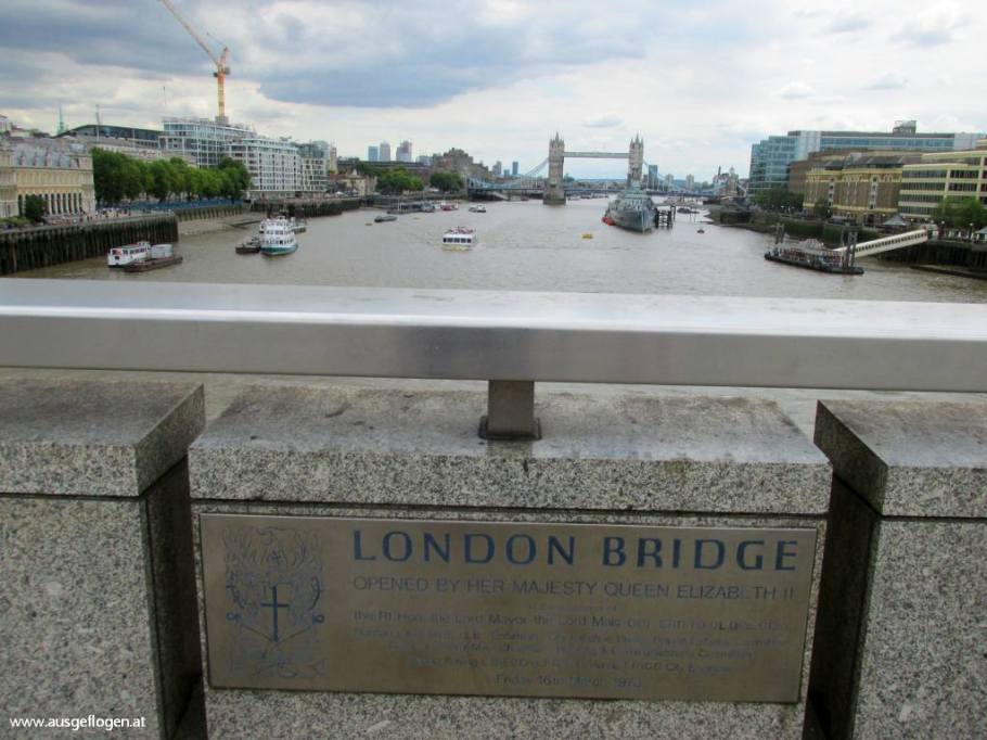 London mit Kindern Tower Bridge