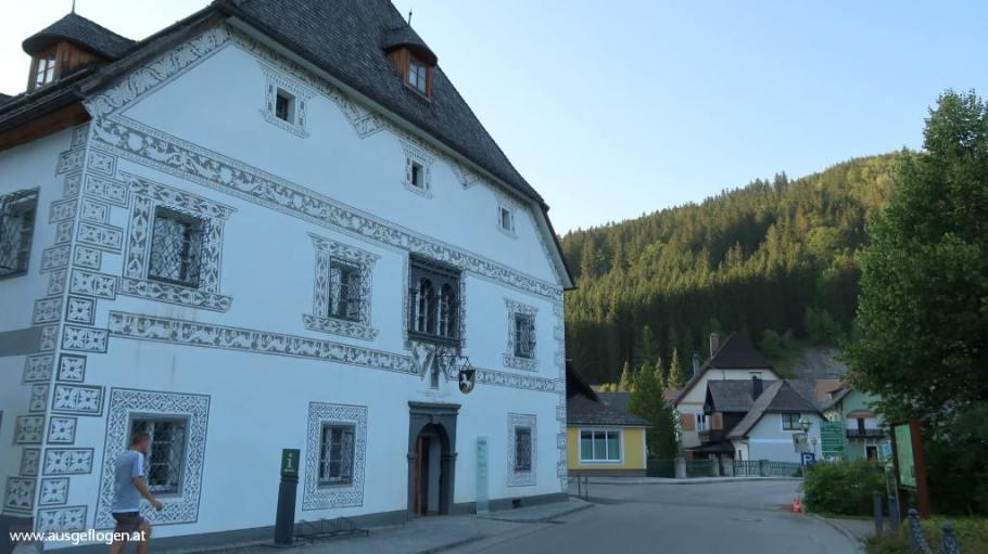 Lunzer See Amonhaus Hammerherrenmuseum