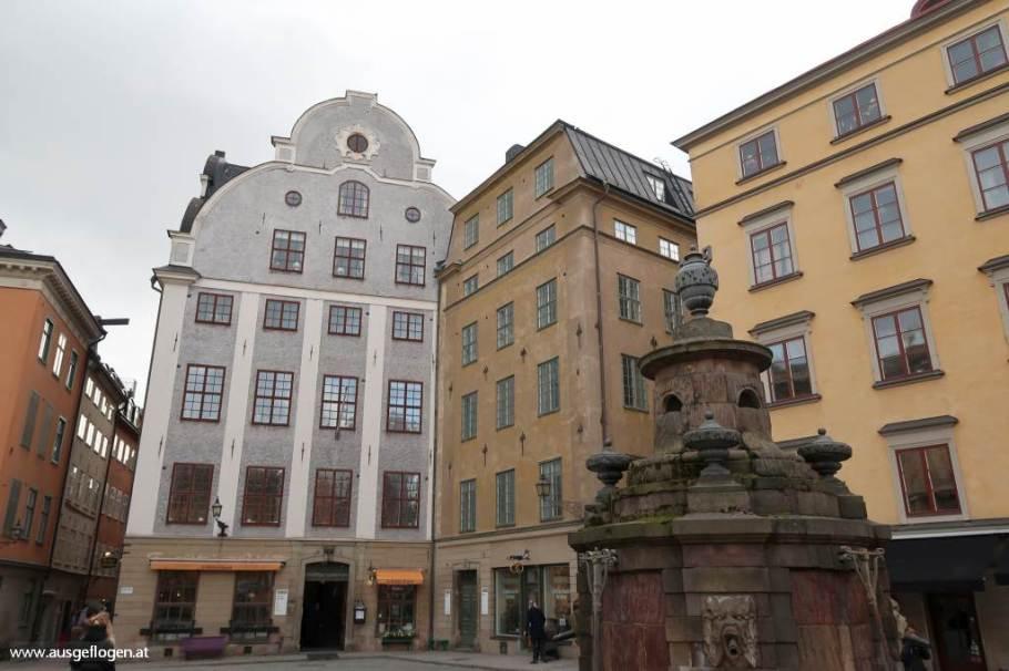 Stockholm Stortorget