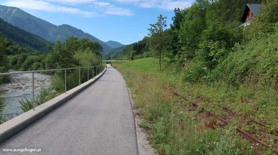 Ybbstalradweg Lunz