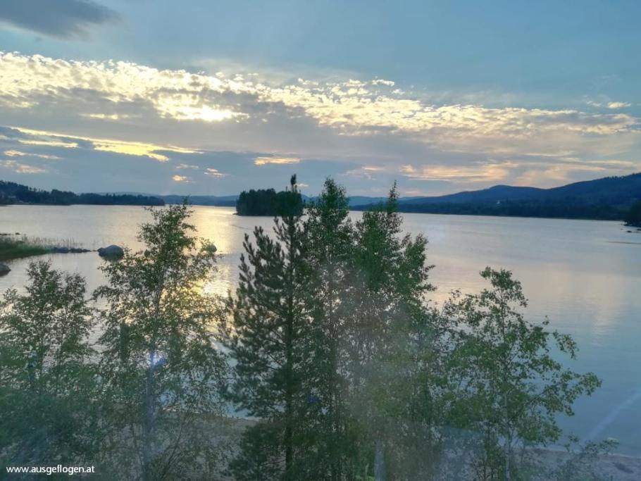 Schweden Land der Seen Interrail Nordeuropa