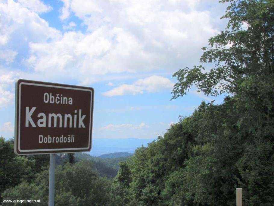 Kamnik Slowenien