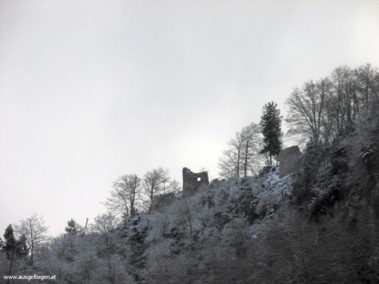 Hohenems Ruine Alt-Ems