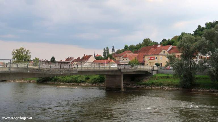 Grenze Bad Radkersburg Gornja Radgona