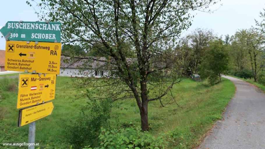 Murradweg bei Ehrenhausen