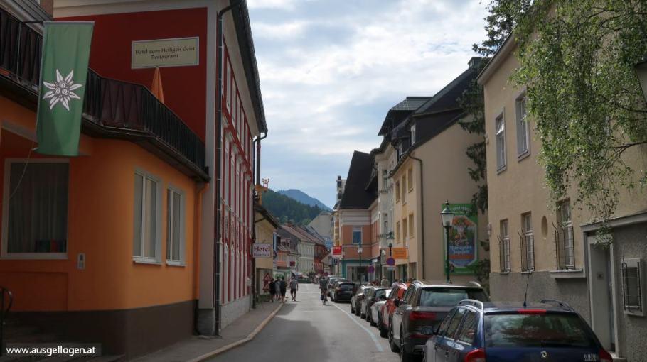 Traisentalradweg Mariazell