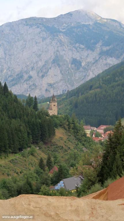 Schichtturm Erzberg