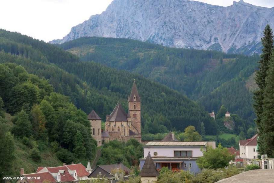EISENERZ Ausflug: an der steirischen Eisenstraße