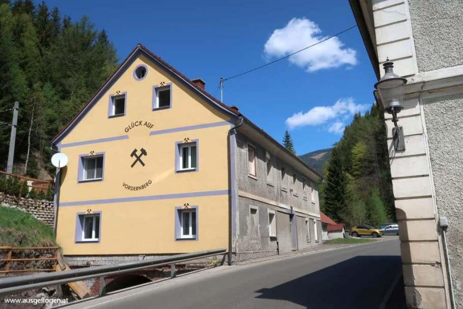Vordernberg steirische Eisenstraße