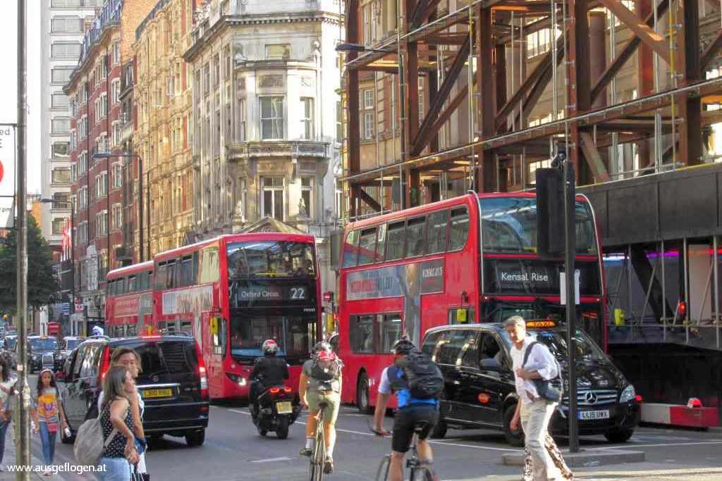 London mit Kindern